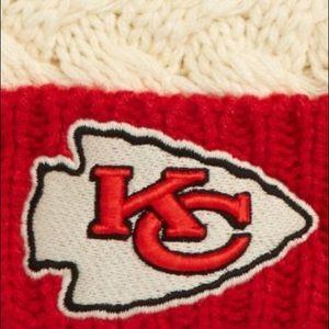Kansas City Chiefs Women's Beanie